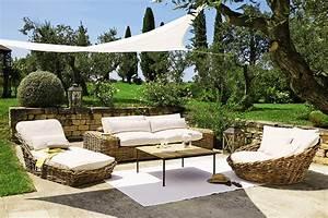 Terrasse Tiefer Als Garten : loungem bel f r garten und terrasse ~ Orissabook.com Haus und Dekorationen