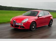 Alfa Romeo Giulietta Cloverleaf Road test Review