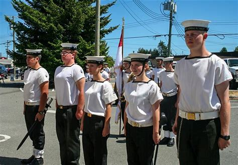 sooke sea cadets