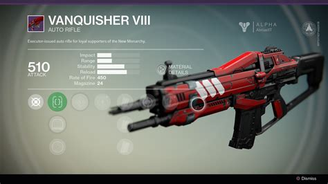 destiny weapons  armour screenshots released