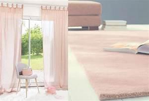 Tapis Rose Pastel : une s lection d co en rose pastel joli place ~ Teatrodelosmanantiales.com Idées de Décoration