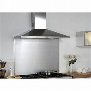 Credence Fond De Hotte : credence de cuisine en acier inox ~ Dailycaller-alerts.com Idées de Décoration
