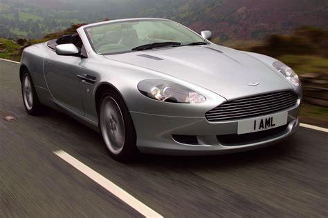Aston Martin Db9 Convertible Review (2005-2012)