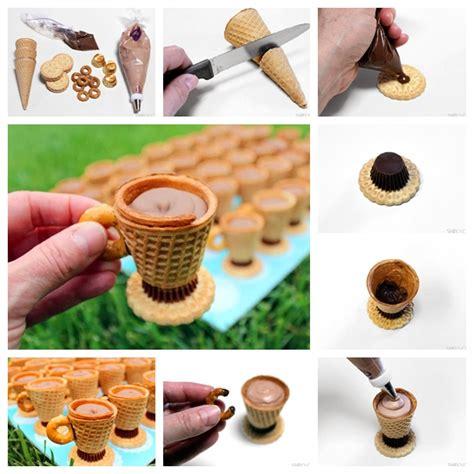 treats diy wonderful diy sweet no bake teacup treats