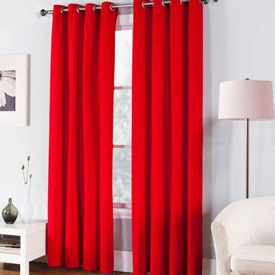 fiesta 174 cotton grommet top curtain panel jcpenney