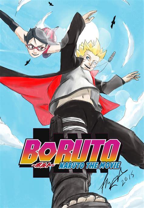 Boruto: Naruto the Movie [1036p]   Beatrice-Raws
