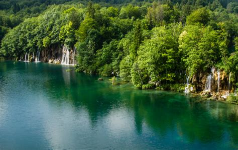 Plitvice Lakes National Park Best Park In Central Europe