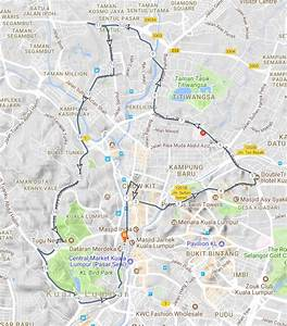 Joggingroute Berechnen : check out the new routes for standard chartered kl marathon 2018 ~ Themetempest.com Abrechnung