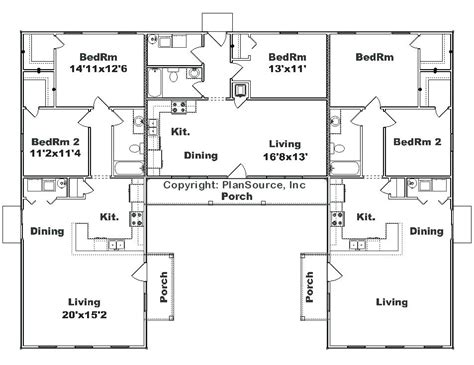 shaped house plans  shaped  courtyard  story