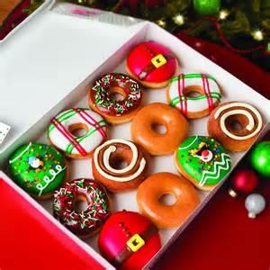 krispy kreme ugly sweater donuts