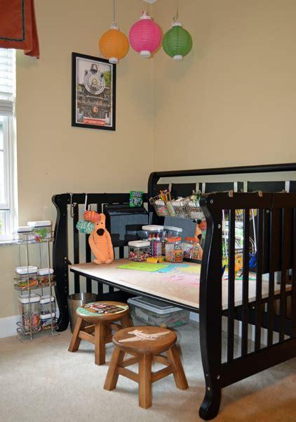 inspirational ways   repurpose  babys cribs