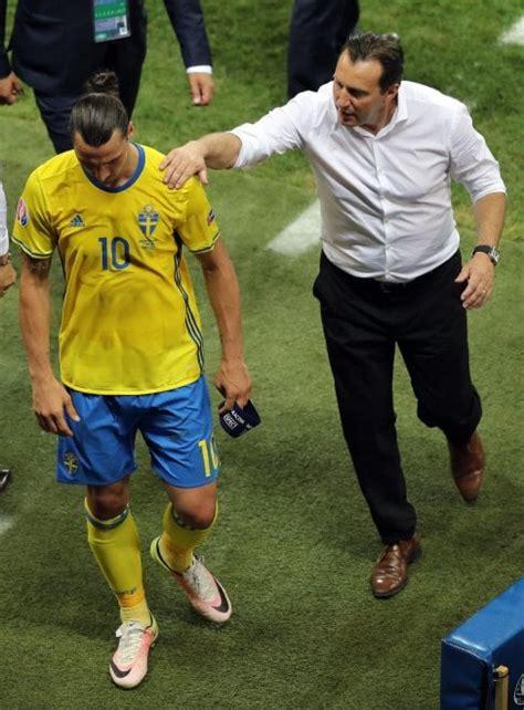 Consolato Belga A by 2016 Ibra Addio Con Sconfitta Alla Svezia Il Ct