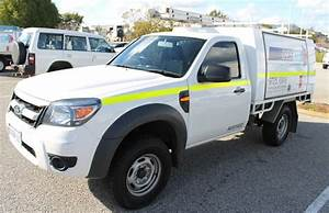 2011 Ford Ranger 1 W4 Cab Chassis Utility Auction  0003