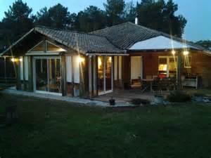 vente maison en bois 224 vendre aquitaine landes