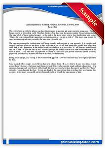sample pdf resume free printable authorization to release medical records