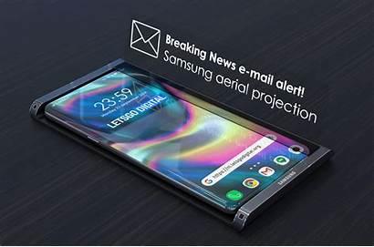 Samsung Hologram Smartphone Galaxy S11 Gizmochina