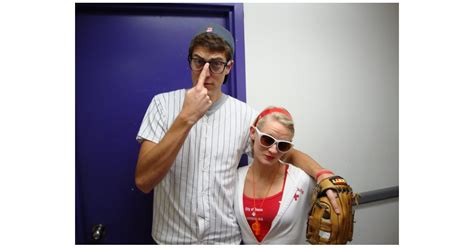wendy peffercorn and squints from the sandlot halloween couples costume ideas 2012 popsugar