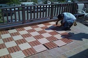 Cheap Patio Floor Wpc Outdoor Floor Alternative Wood Flooring