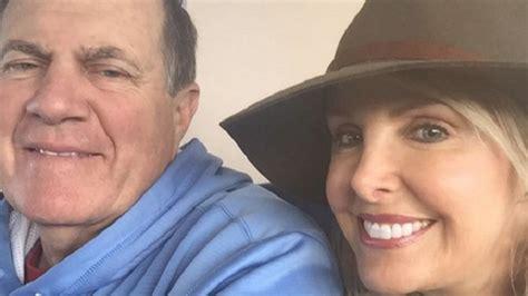 bill belichicks girlfriend linda holliday posts selfie