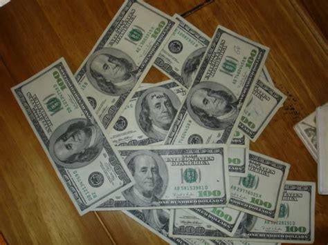 Money On The Floor Photo By Gunsmoke1718