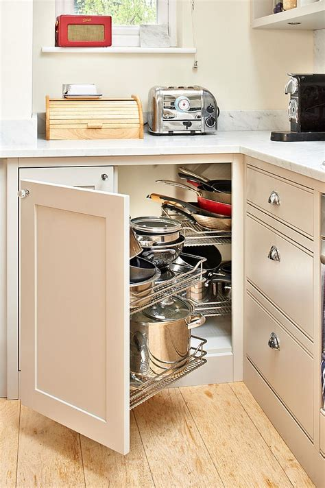 corner kitchen cabinet 30 corner drawers and storage solutions for the modern kitchen 6687