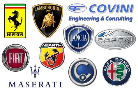 Italian Car Brands, Companies And Manufacturers Car