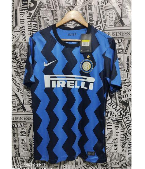 Camisa Inter de Milão - Masculina 2020/2021 | CATALOGO