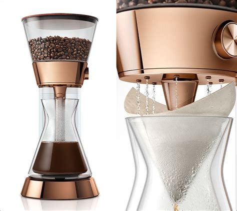 Not only does it make delicious coffee, but it will also bring life to your kitchen's aesthetic and bring you joy every time you use it. 15 Pour Over Coffee Stands That All You Coffee Snobs Need To Be Aware Of | CONTEMPORIST