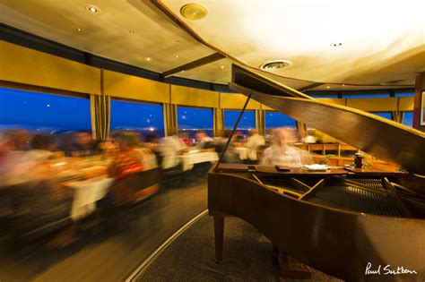 Dinner And Music On Top Of The Ritz  Paul Sutton
