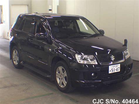 2008 suzuki escudo grand vitara black for sale stock no 40464 used cars exporter