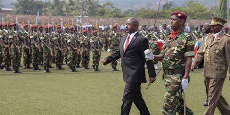 si e union africaine burundi nkurunziza promet de répondre par la si l