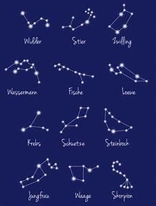 Sternzeichen Alle 12 : die bekanntesten sternbilder des himmels ~ Markanthonyermac.com Haus und Dekorationen