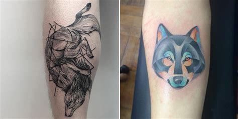 lhistoire  la signification du tatouage du loup