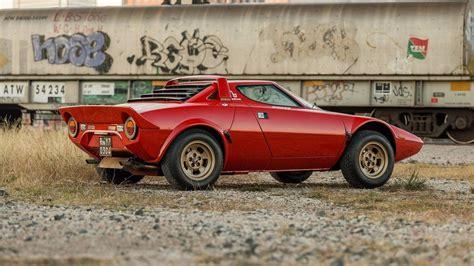 1974 Lancia Stratos Hf Stradale by 1974 Lancia Stratos Hf Stradale For Sale Motor1 Photos