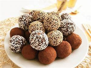 Healthy Date Truffles - No Cook | Healthy Ideas for Kids