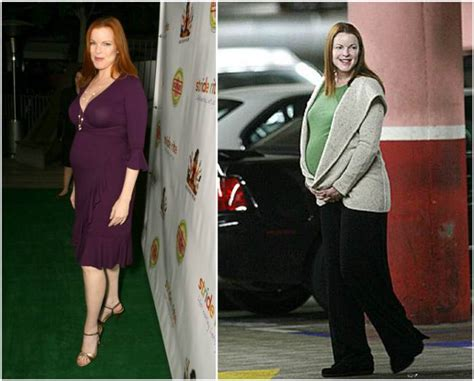 marcia cross height weight   fitted  happy mom