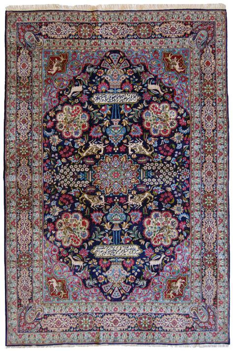 tappeti persiani kirman tappeto persiano persiano kirman caratterizzato da un