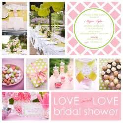 wedding shower themes wedding shower bridal shower themes