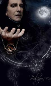 Pin on Severus Snape / Rickman
