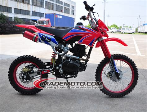 New Gas-powered 150cc Dirt Bike With Electric Starter