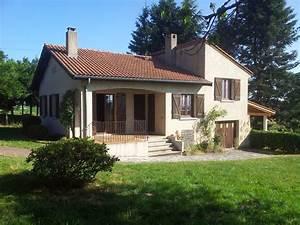 location maison de campagne dans haut forez 04049001 With plan maison de campagne 8 la maison de cadre