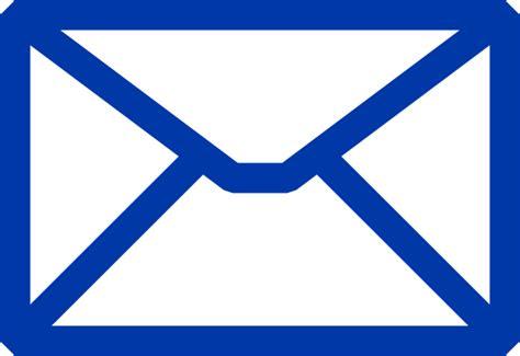 Blue Email Clip Art At Clker.com