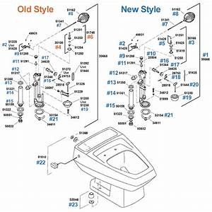 29 Kohler Toilet Parts Diagram