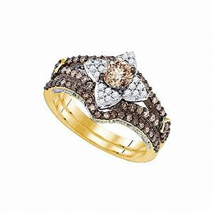 black diamond jewelry white gold 14kt yellow gold With colored diamond wedding ring sets