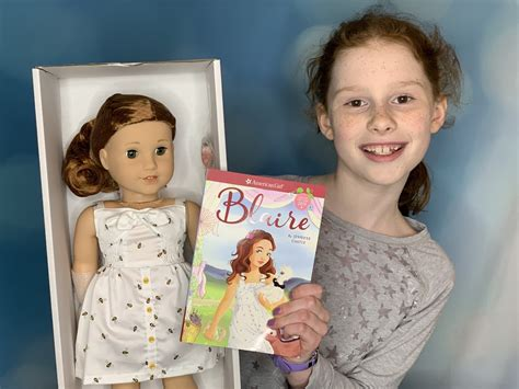 American Girl's 2019 Girl Of The Year With