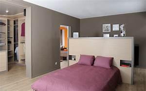 Dressing Derrière Tete De Lit : dressing cuisines couloir ~ Premium-room.com Idées de Décoration