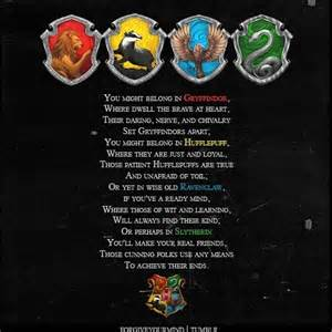 Harry Potter Test Which House Are You Gallery