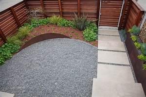 amenagement petit jardin en 55 photos fascinantes With idee amenagement jardin paysager 0 idee de salon de jardin lounge sur terrasse pierre