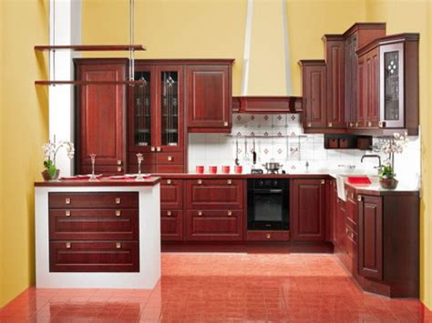 kitchen wall colors with brown cabinets kitchens walls kitchen cherry kitchen cabinets 9843