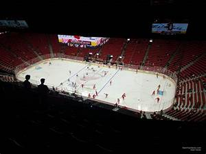 Little Caesars Arena Section 209 Detroit Red Wings